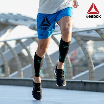 Reebok 針織高彈性小腿套(黑)-共三尺寸