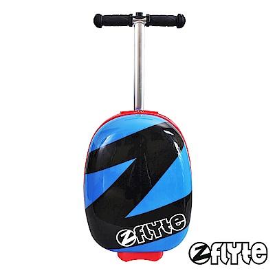 ZINC FLYTE - 18吋多功能滑板車行李箱 - 太平洋藍