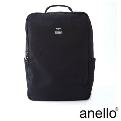 anello TRACK 高機能性旅行專用後背包 黑色