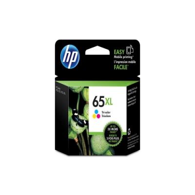 HP N9K03AA  原廠彩色高容量墨水匣 NO:65XL