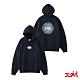 X-girl SPIRAL LOGO SWEAT HOODIE連帽上衣-黑 product thumbnail 1