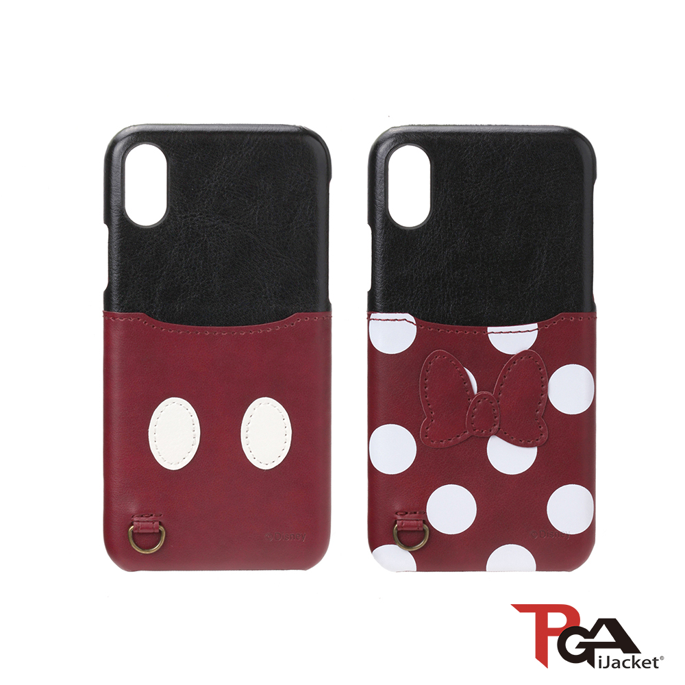iPhone XS Max 6.5吋 海外限定 迪士尼 口袋造型 手機殼
