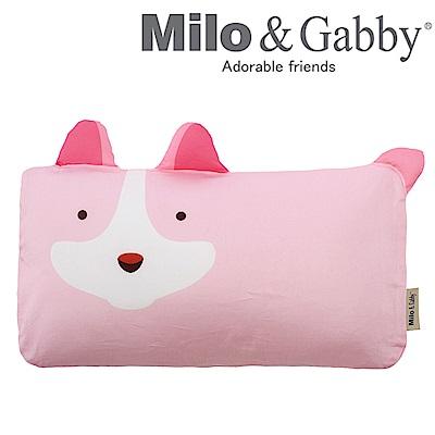Milo & Gabby 動物好朋友 mini枕頭套(JOY狗狗)