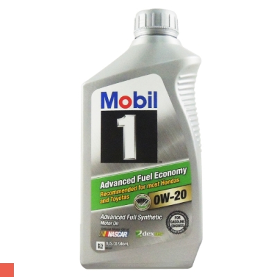 MOBIL 1 Advanced Fuel Economy AFE 0w20 全合成機油 946ml