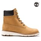 Timberland 女款小麥黃磨砂革中筒靴 A1T6U
