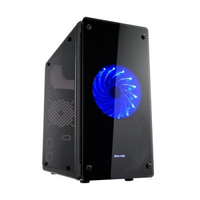 微星B365平台[鏡月勇士]i3-9100F/16G/GTX1050TI/512G_M2