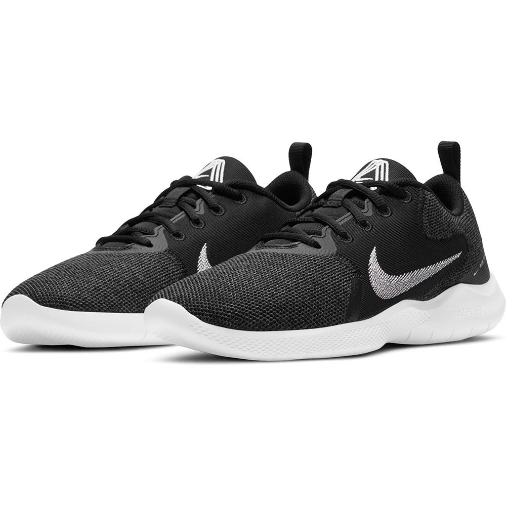 NIKE 慢跑鞋 緩震 訓練 健身 運動鞋 女鞋 黑 CI9964-002 WMNS FLEX EXPERIENCE RN 10