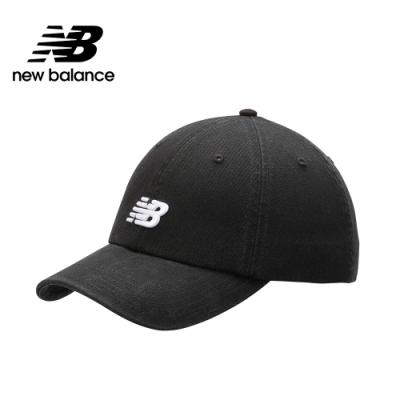 New Balance 復古棒球帽_中性_黑色_LAH91014BK