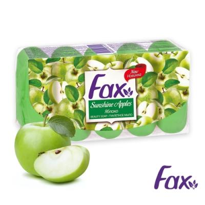 土耳其FAX 蘋果潤膚保濕香皂70g(5入/組)