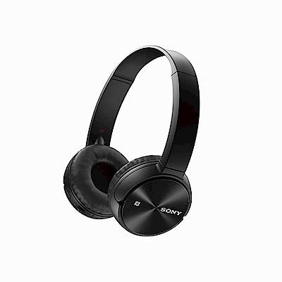 SONY藍牙耳罩式耳機MDR-ZX330BT送SONY隨身包
