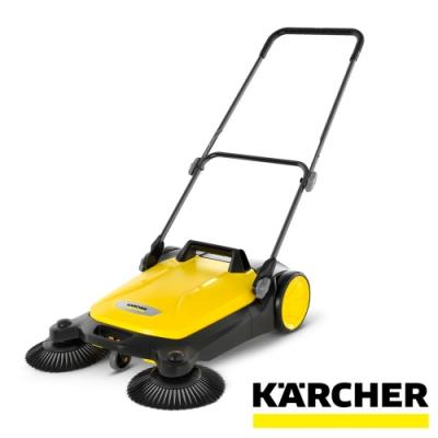 Karcher凱馳 手推式動力掃地機 S 4 TWIN