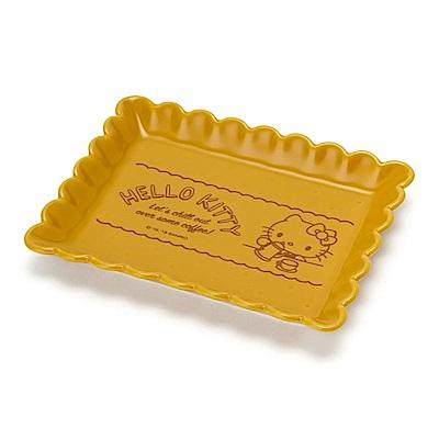 Sanrio HELLO KITTY咖啡時光系列手做餅乾造型陶磁盤