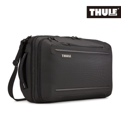 THULE-Crossover 2 41L旅行側背袋C2CC-41-黑