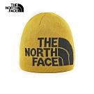 The North Face北面男女款黃色舒適保暖戶外運動帽 A5WGEU7