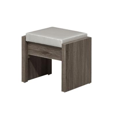 Boden-蒙恩收納化妝椅/單椅/小椅凳-43x30x39cm