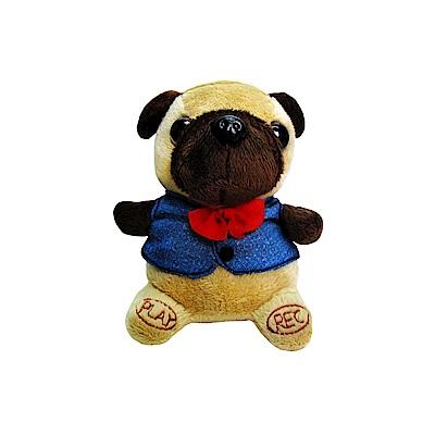 (買一送一)【傳話娃娃】日本錄音娃娃 可愛動物玩偶 會社職員系列