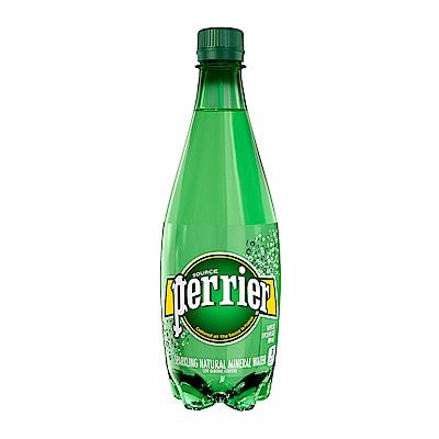 (活動)法國Perrier 氣泡天然礦泉水 PET瓶(500mlx24入)