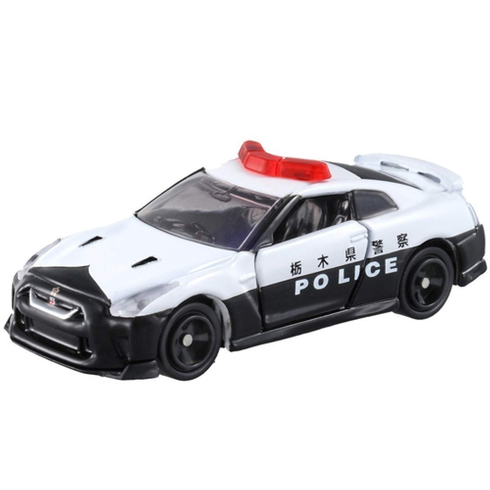任選TOMICA NO.105 日產 GTR 警車 TM105A5 多美小汽車