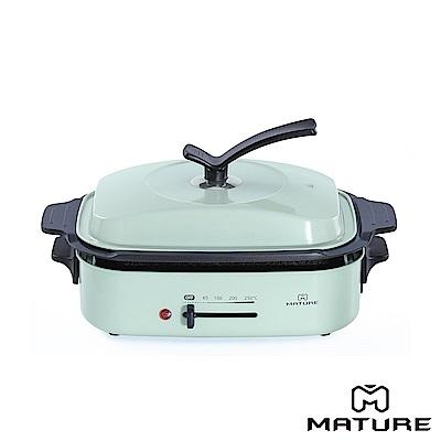 MATURE美萃 健康油切燒烤盤 CY-1660