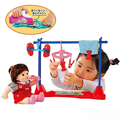 POPO-CHAN新滾筒洗衣機組合(不含洋娃娃)