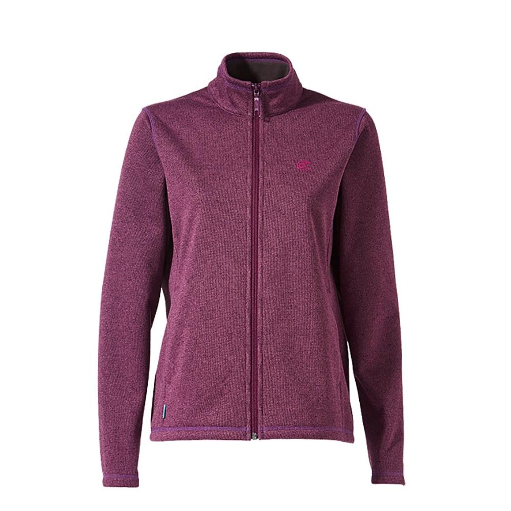 ADISI 女粗針防風透氣保暖外套 AJ1621131(保暖輕量、防潑水)