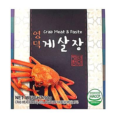 盈德 蟹肉醬(90g)