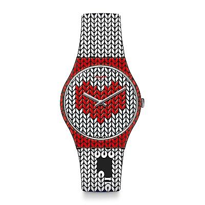 Swatch AMAGLIA 美式甜心手錶