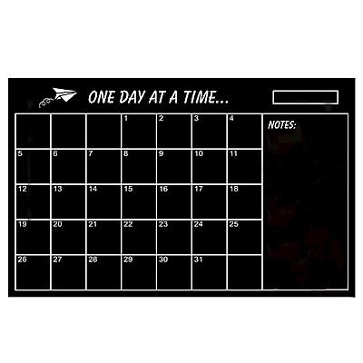 【Effect】無痕月曆黑板壁貼(1入)