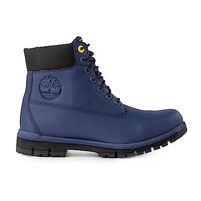 Timberland 男款靛藍色6吋靴 | A1R5ME09