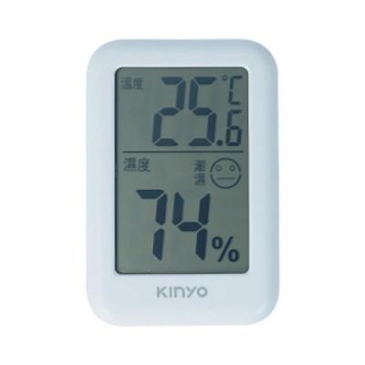 KINYO 電子式溫溼度計 TC-14(兩入組)