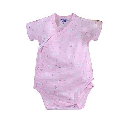 薄款純棉短袖連身衣 a70232 魔法Baby