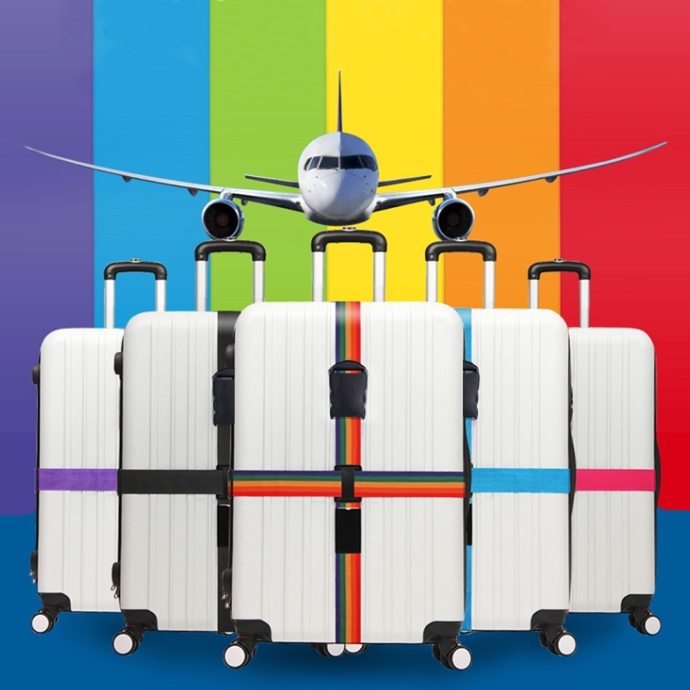 【Cap】旅行必備行李箱綁帶