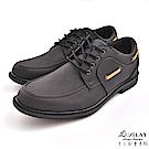 LUXPLAY  男款 紳士低調時尚 休閒鞋 K9908黑