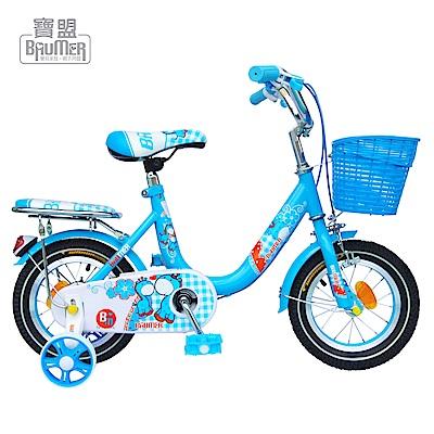 寶盟BAUMER 12吋親子鹿腳踏車