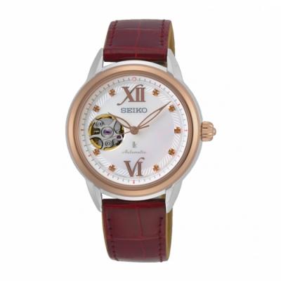 SEIKO LUKIA芯動優雅限量款機械腕錶4R38-01W0R(SSA790J1)