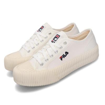 Fila 休閒鞋 4C910T113 低筒 穿搭 女鞋