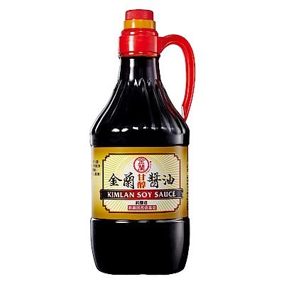 金蘭甘醇醬油1500ml