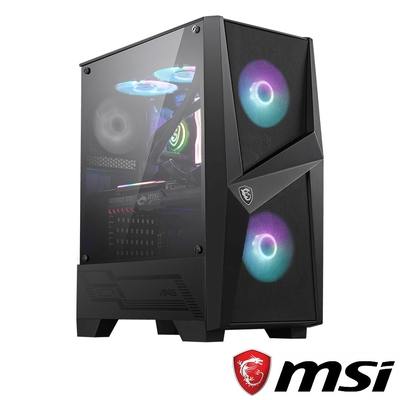 MSI微星 MAG FORGE 100R 電腦機殼