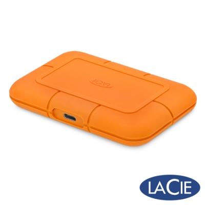 Lacie Rugged SSD 500G USB-C Thunderbolt 外接式固態硬碟