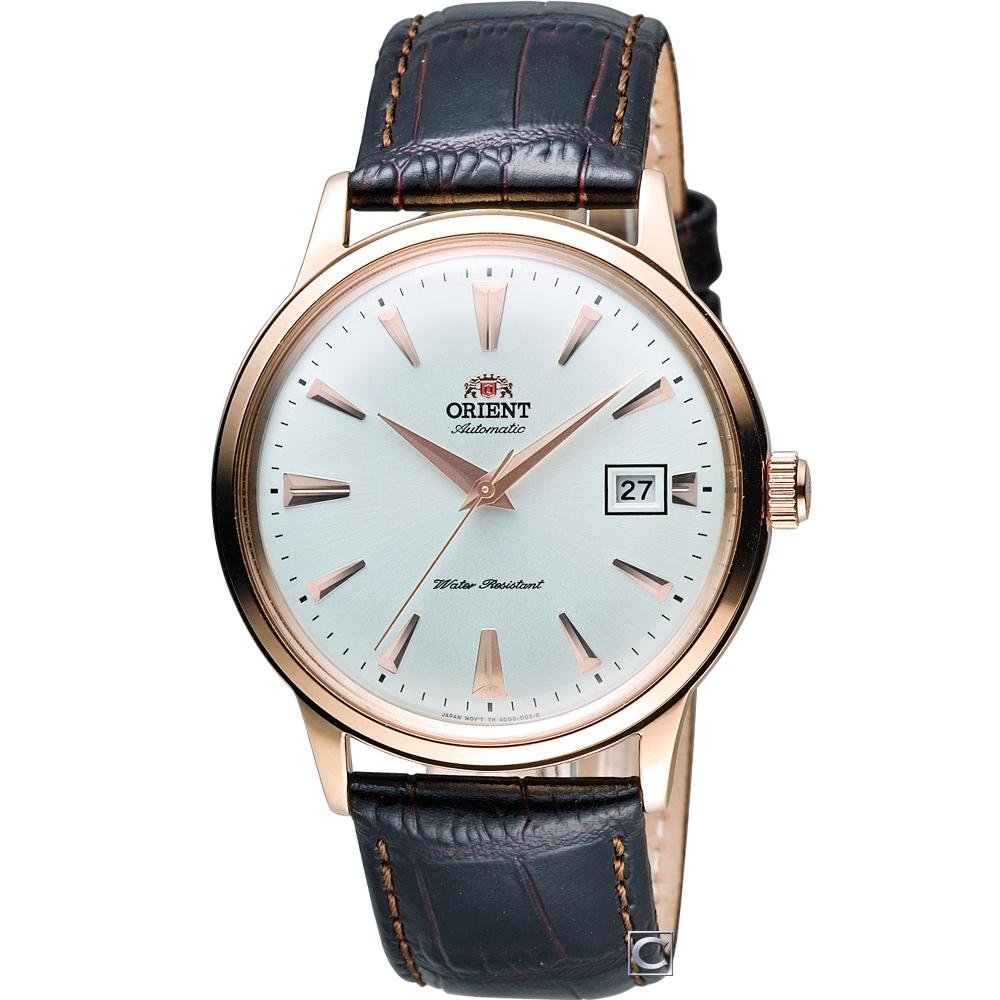 ORIENT 東方錶 DATE II 日期顯示機械錶(FAC00002W)