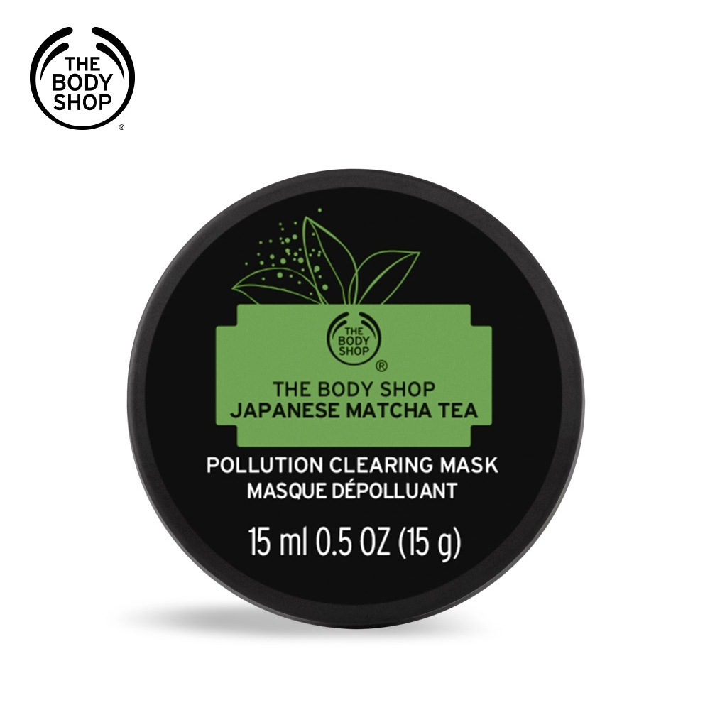 The Body Shop 日本抹茶防護抗老面膜 15ML product image 1