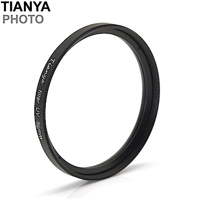 Tianya 55mm保護鏡UV濾鏡(無鍍膜,非薄框)