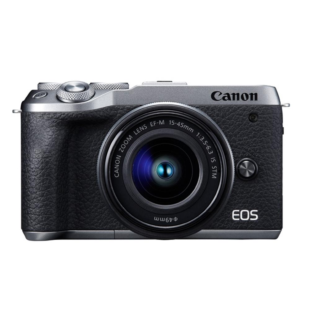 Canon EOS M6 Mark II (M2) 15-45mm變焦鏡組(公司貨) product image 1