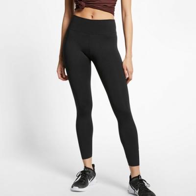 NIKE 慢跑 訓練 健身 運動長褲 女款 黑 BQ9995010 AS W NIKE ONE LUXE 7/8 TIGHT