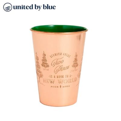 United by Blue 紅銅琺瑯隨行杯 707-029 綠色