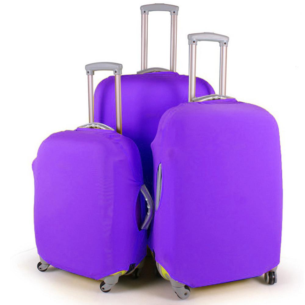 [暢貨出清] JIDA 旅行箱彈力布保護套_ 20吋(隨機出貨)
