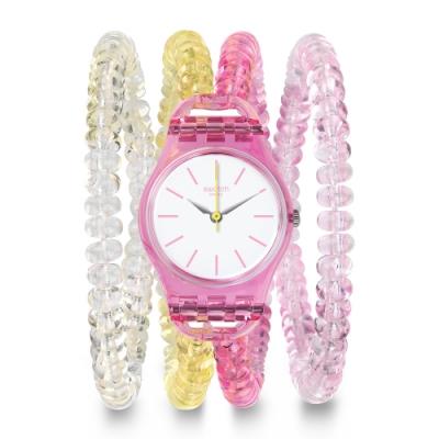 Swatch Lady 原創系列手錶 SUNNY DAY L -25mm