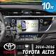 【奧斯卡 AceCar】SD-1 10吋 導航 安卓  專用 汽車音響 主機 (適用於豐田 ALTIS 14-16年式) product thumbnail 1
