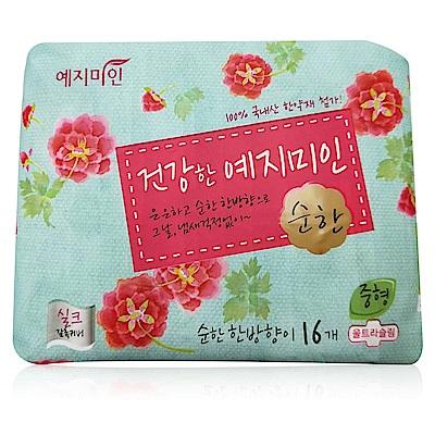 禮知美人 Mild絲綢表層飯漢方衛生棉 25cmX16片/包
