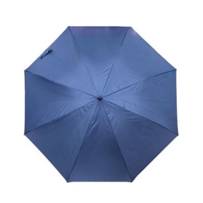 【台灣嚴選】藍色RA56011BU巨無霸大傘面直柄式高爾夫球晴雨傘(傘面外徑170CM)